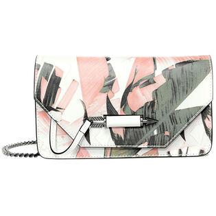 Zoey-C Dual Leather Mini Crossbody Bag