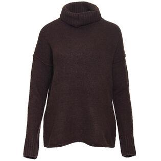 Women's Knit Turtleneck Sweater
