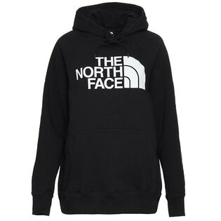 Women's Half Dome Pullover Hoodie (Plus Size)