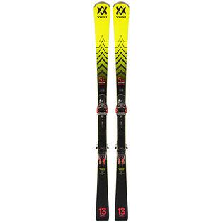 Racetiger Sl Master Ski + Xcomp 12 Binding [2022]