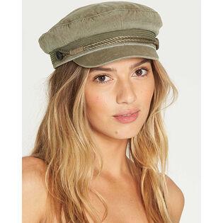 Chapeau de style militaire Jack pour femmes