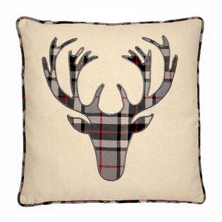 Holiday Series Edinburgh Deer Pillow