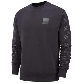 Men's Fleece Crew Sweatshirt