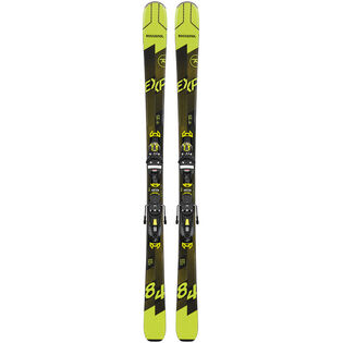 Skis Experience 84 AI + fixations de ski NX 12 Konect GW [2021]