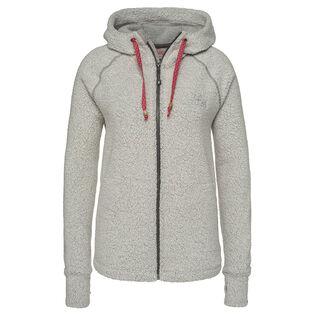 Women's Malo Wool Jersey Hoodie
