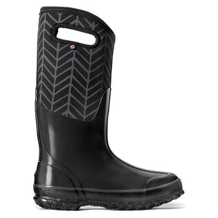 Women's Classic Badge Tall Boot