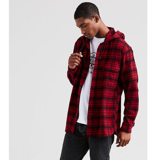 Men's Justin Timberlake Hooded Worker Sweatshirt