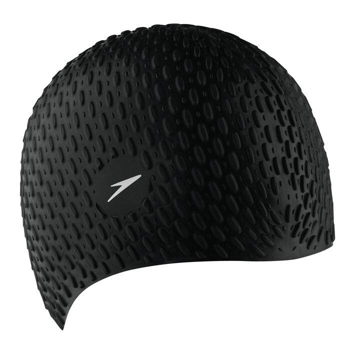 Unisex Bubble Silicone Swim Cap