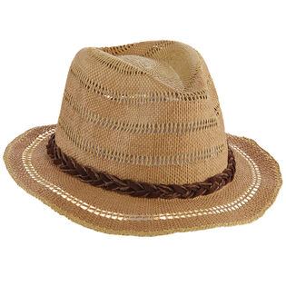 Women's Braided Safari Hat