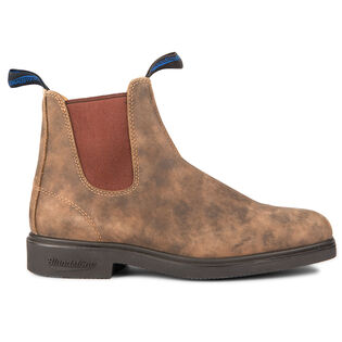 #1391 The Winter Chisel Toe In Rustic Brown