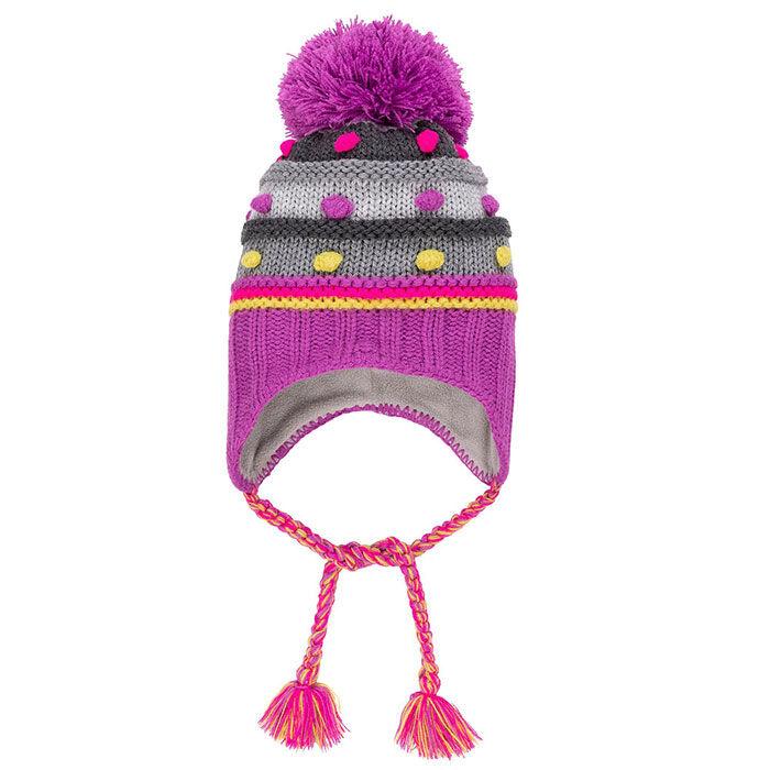 Girls' [2-7] Catmouflage Hat