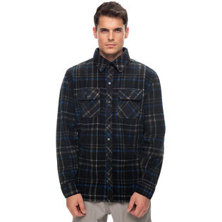 Men's Sierra Fleece Flannel Shirt