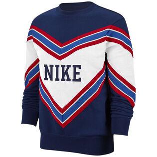 Women's NSW Fleece Crew Sweatshirt