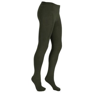 Women's Full-Foot Fleece-Lined Tight