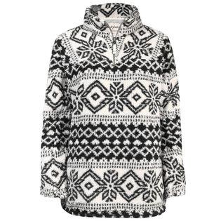 Women's Fuzzy Fleece Sweater