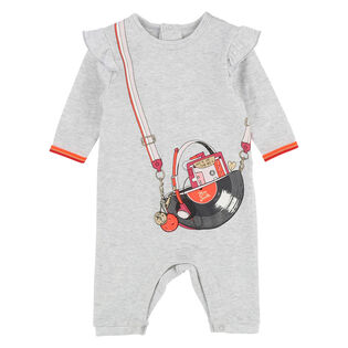 Baby Girls' [6-12M] Purse One-Piece Jumpsuit