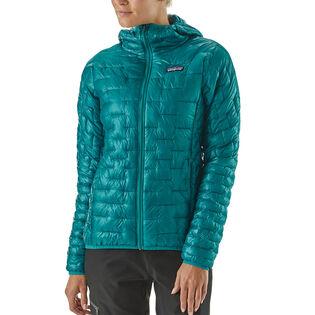 Women's Micro Puff® Hoody Jacket