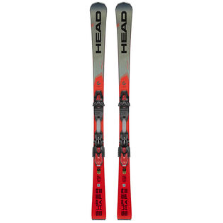 Skis Supershape i.Rally + fixations PRD 12 GW [2020]
