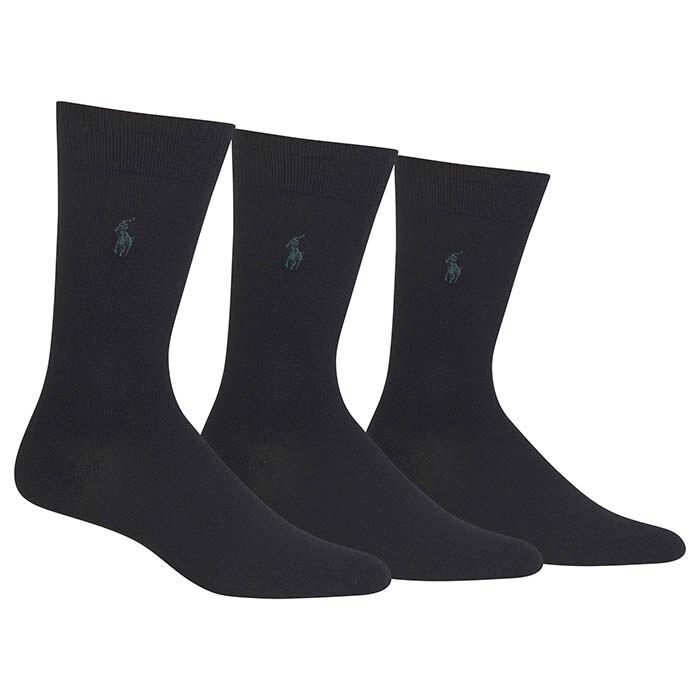 Men's Supersoft Dress Sock (3 Pack)