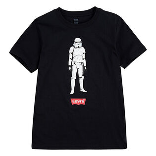 Boys' [2-4T] Star Wars™ Storm Trooper T-Shirt