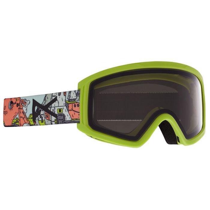Juniors' Tracker 2.0 Snow Goggle