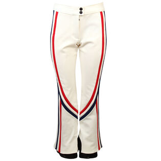 Women's Striped Flare Pant
