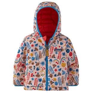 Kids' [2-5] Reversible Down Sweater Hoody Jacket