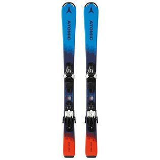 Juniors' Vantage Jr 100-120 Ski + C 5 GW Binding [2020]