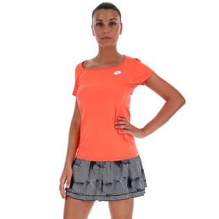 Women's Tennis Tech Solid T-Shirt