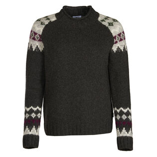 Women's Ruby Fair Isle Sweater
