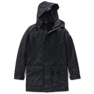Men's Crew Trench Coat