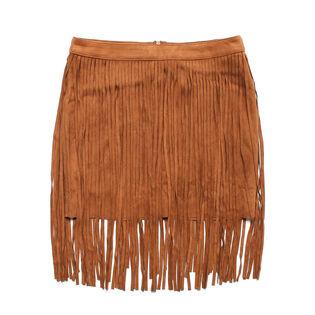Junior Girls' [7-14] Fringe Skirt