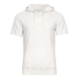 Men's Cut-Off Pullover Hoodie