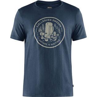 T-shirt Fikapaus pour hommes