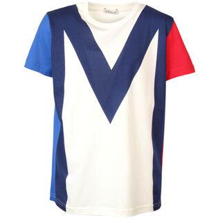 Junior Boys' [8-14] Oversized Logo T-Shirt