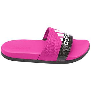 Juniors' [10-3] Adilette Cloudfoam Slide Sandal