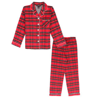Ensemble pyjama deux pièces Royal Stewart pour filles juniors