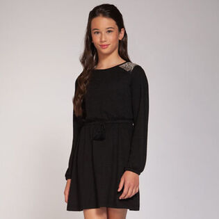 Robe brodée pour filles juniors [7-14]