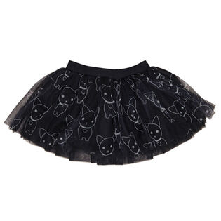 Girls' [2-5] Chihuahua Tulle Skirt