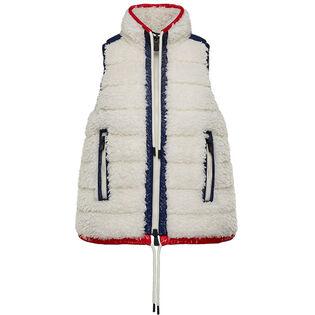 Women's Eco-Fur Padded Vest
