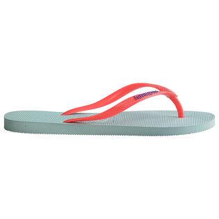 Juniors' [11-4] Slim Logo Flip Flop Sandal