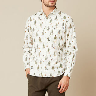 Men's Courcheval Print Penn Shirt