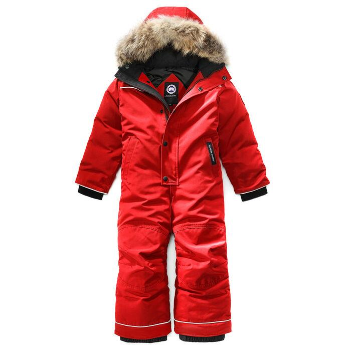 Habit de neige Grizzly pour enfants (2 à 7X)