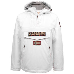 Men's Rainforest Winter Pockets Anorak Jacket