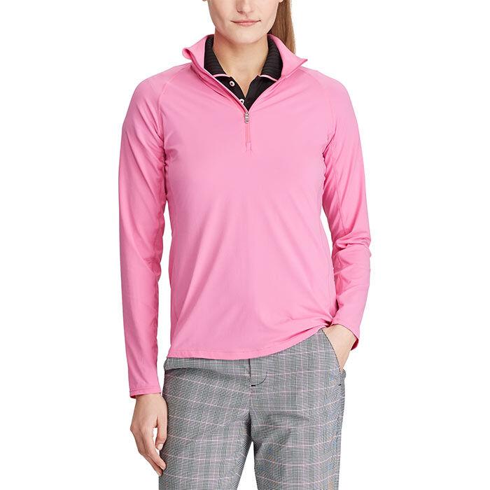 Haut à col montant en jersey pour femmes