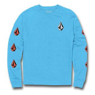 Junior Boys' [8-16] Deadly Stones Long Sleeve T-Shirt