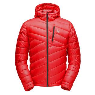 Men's Syrround Hoody Down Jacket