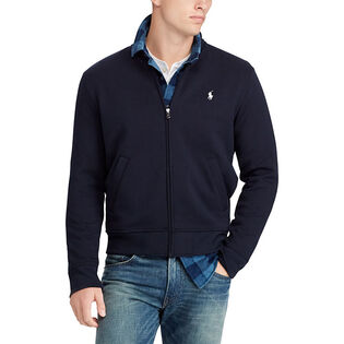 Men's Double-Knit Bomber Jacket
