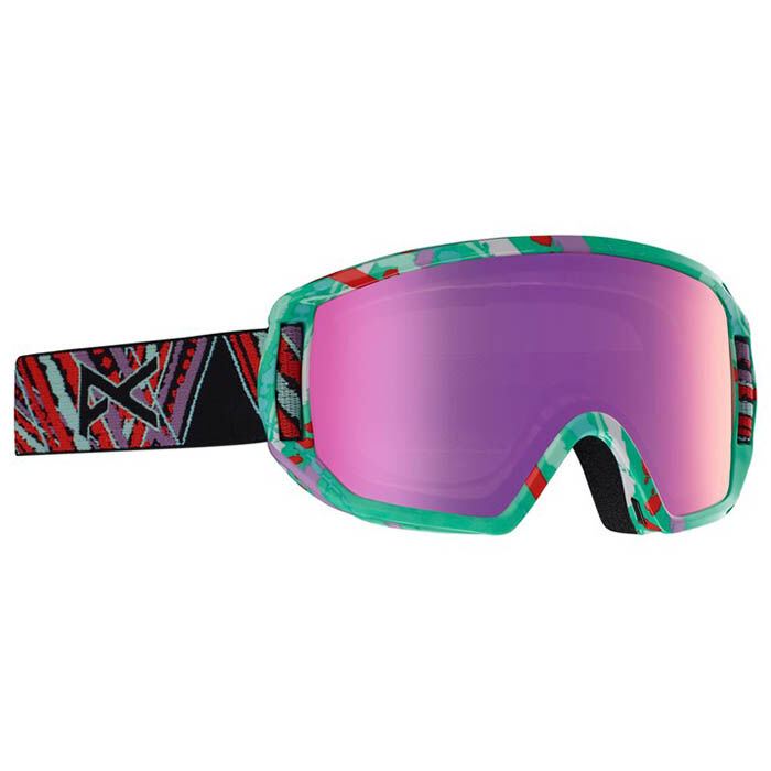 Juniors' Relapse MFI® Asian Fit Snow Goggle + Facemask