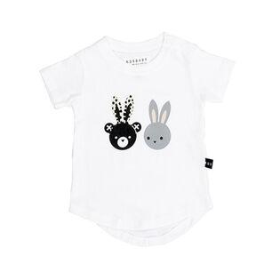 Babies' [12M] Bunny Bear T-Shirt